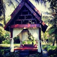 Photo taken at Anantara Bophut  Resort And Spa by Alexander B. on 8/7/2012