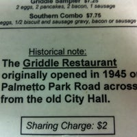 Photo taken at The Griddle by Ham n C. on 5/27/2012