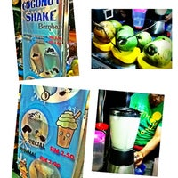 Photo taken at Bemban Coconut Shake by P r I n C e S s on 5/26/2012