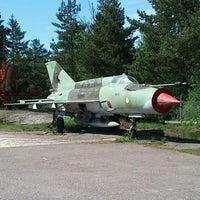 Photo taken at Suomen Ilmailumuseo / Finnish Aviation Museum by Yasumasa U. on 5/28/2012