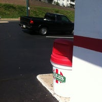 Photo taken at Rita's by Lance H. on 8/18/2012