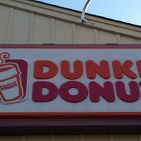 Photo taken at Dunkin Donuts by Elle S. on 2/23/2012