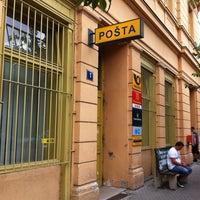 Photo taken at Česká pošta by Pavla on 7/16/2012