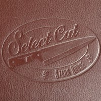 Photo taken at Select Cut Steak House by Raciel D. on 7/23/2012