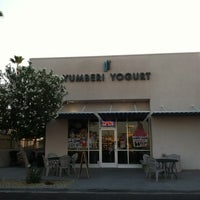 Photo taken at Yumberi Yogurt by Mr. M. on 7/1/2012