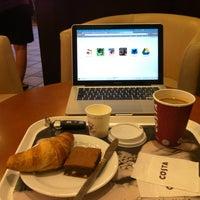 Photo taken at Costa Coffee by Juraj C. on 8/1/2012