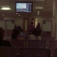 Photo taken at Registro Civil by Diego B. on 6/12/2012