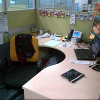 Photo taken at Quintiles Philippines by Mark A. on 7/25/2012