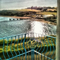 Photo taken at Waterside Holiday Park & Spa by Joe B. on 6/19/2012