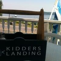 Photo taken at Kidders landing by Mel M. on 6/10/2012