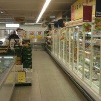Photo taken at Tesco Supermarket by Petr M. on 3/4/2012