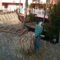 Photo taken at The Lighthouse Resort Inn and Suites by Kami on 4/6/2012