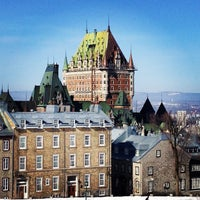Photo prise au Citadelle de Québec par Marcos A. le3/17/2012
