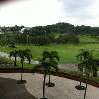 Photo taken at Bukit Jalil Golf & Country Resort (BJGCR) by Shanice S. on 3/18/2012