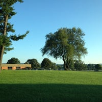 Photo taken at Wilson Middle School by Brian O. on 8/29/2012
