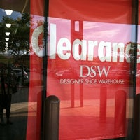 Photo taken at DSW Designer Shoe Warehouse by Liza on 7/13/2012