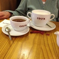 Photo taken at Costa Coffee by Graham W. on 4/29/2012