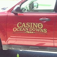 Photo taken at Casino at Ocean Downs by Crystal C. on 8/4/2012