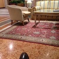 Photo taken at Palace Hotel Maria Luigia by Alberto E. on 6/6/2012