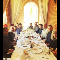Photo taken at Brio Tuscan Grille by Brad on 4/18/2012