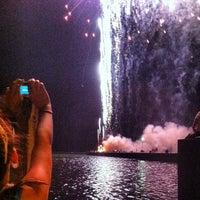 Photo taken at Demetri's on the Lake by Detroiting on 7/5/2012