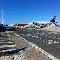 Photo taken at Port Elizabeth International Airport (PLZ) by Andre J. on 8/23/2012