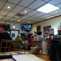 Photo taken at Jinky's Cafe Sherman Oaks by Janela B. on 2/18/2012