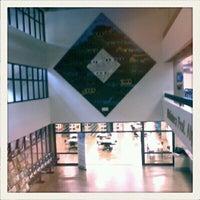 Photo taken at Biblioteca Central Prof. Alpheu da Veiga Jardim (BC) by Jaqueline N. on 2/3/2012