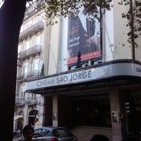 Foto tirada no(a) Cinema São Jorge por Diego E. em 8/9/2012