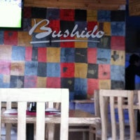 Photo taken at Bushido by Ricardo  A.  on 7/2/2012