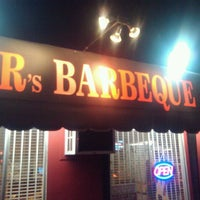 Photo taken at JR's Barbeque by Henry J. on 5/24/2012