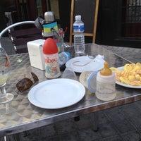 Photo taken at Fresno Restaurante by Julio U. on 7/13/2012