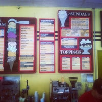 Photo taken at Purity Ice Cream by Bill G. on 8/16/2012