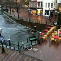 Photo taken at Café van Engelen by Hein v. on 2/14/2012