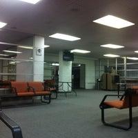 Photo taken at Gate 9 - Aeropuerto El Dorado by Carlos M. on 7/22/2012