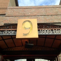 Photo taken at The 9th Door by Yuki O. on 6/28/2012