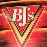 Photo taken at BJ's Restaurant and Brewhouse by Jasmine on 8/21/2012