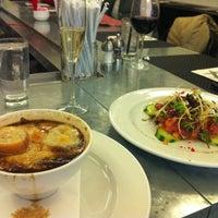 Photo taken at Brasserie La Vie by Keisha R. on 2/10/2012
