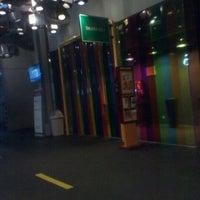 Photo taken at CGV Cinemas by Rio R. on 3/26/2012