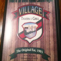 Photo taken at Village Tavern & Grill by James W. on 5/7/2012