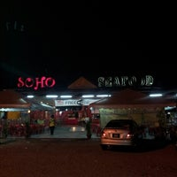 Photo taken at SOHO Seafood Restaurant by Saiful I. on 8/1/2012