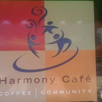 Photo taken at Harmony Café by Tyler G. on 8/20/2012