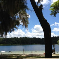 Photo taken at Alfred B. Maclay Gardens State; Tallahassee Rowing Club by Tran N. on 7/15/2012