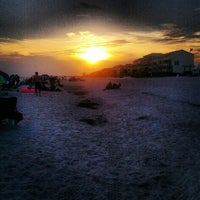 Photo taken at Miramar Beach by Jennifer💋 B. on 8/18/2012