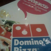 Photo taken at Domino's Pizza by Ana P. on 3/20/2012