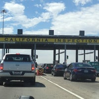 Photo taken at California Department of Food and Agriculture, Yermo Inspection Station by Hannah F. on 9/3/2012