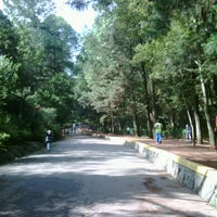 Foto tomada en Bosque de Tlalpan por Karina M. el 8/8/2012