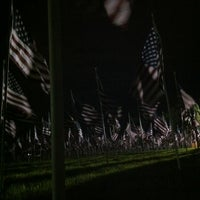 Photo taken at Veterans Memorial Park by Parissa  A. on 7/22/2012