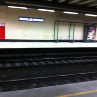 Photo taken at Brussels-Schuman Railway Station by Francois C. on 7/11/2012