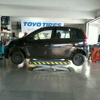 Photo taken at Silverstone Tyre Service by Mohd F. on 8/18/2012